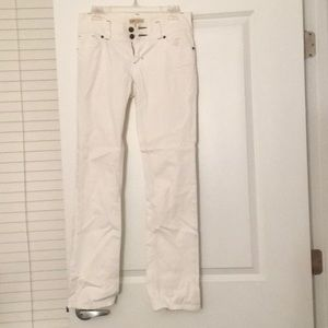 CAbi White Jeans Style #879